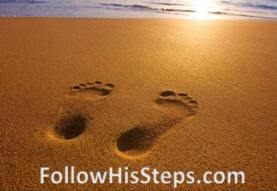 FollowHisSteps.com logo